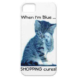 Caso del iPhone de los amantes del gatito de Funda Para iPhone SE/5/5s