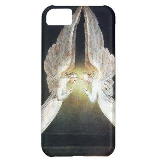 Caso del iPhone de los ángeles de Guillermo Blake Funda Para iPhone 5C