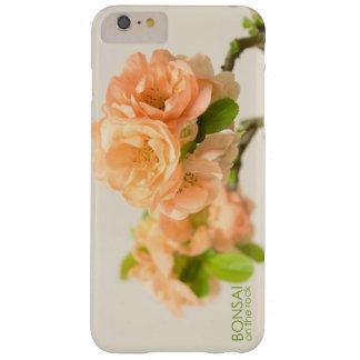 Caso del iPhone de los bonsais - flor de BOKE Funda De iPhone 6 Plus Barely There