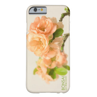 Caso del iPhone de los bonsais - flor de BOKE Funda Para iPhone 6 Barely There