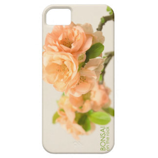 Caso del iPhone de los bonsais - flor de BOKE iPhone 5 Carcasa