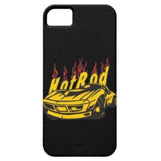 Caso del iPhone de los coches de deportes del iPhone 5 Coberturas