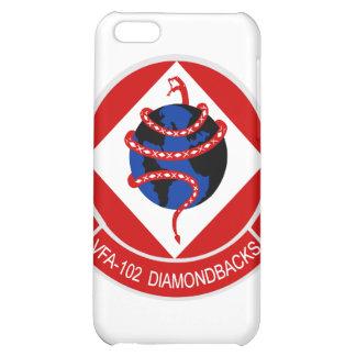 Caso del iPhone de los Diamondbacks VFA-102