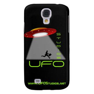 Caso del iPhone de los estudios del UFO Funda Para Galaxy S4