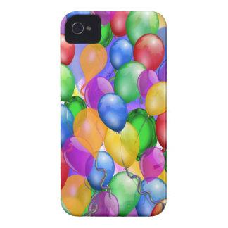 Caso del iPhone de los globos Funda Para iPhone 4 De Case-Mate