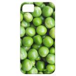 Caso del iPhone de los guisantes de jardín iPhone 5 Case-Mate Cárcasa