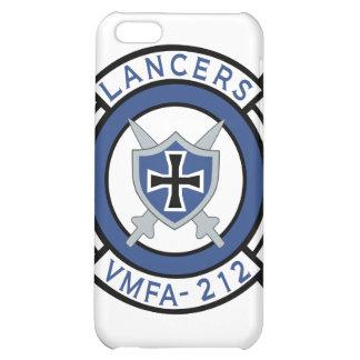 Caso del iPhone de los lanceros VMFA-212