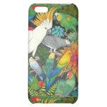 Caso del iPhone de los loros y de Bromeliads