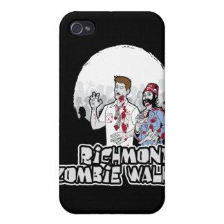 caso del iphone de los muertos iPhone 4/4S carcasa