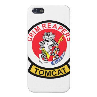 Caso del iPhone de los parcas VF-101 iPhone 5 Carcasas