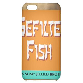 Caso del iPhone de los pescados de Gefilte
