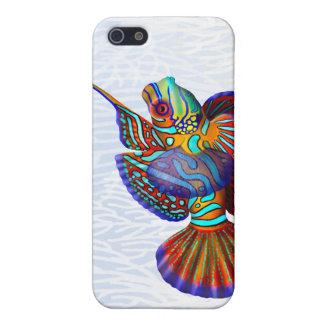 Caso del iPhone de los pescados del gobio de Drago iPhone 5 Carcasas