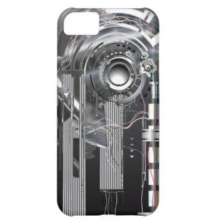 Caso del iPhone de los thingamebobs y de los artil Funda Para iPhone 5C