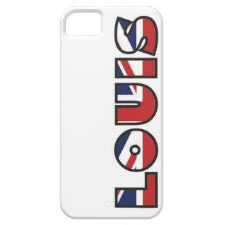 Caso del iphone de Louis Tomlinson iPhone 5 Protectores