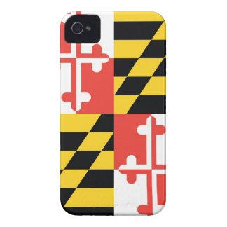 Caso del iPhone de Maryland iPhone 4 Cárcasas