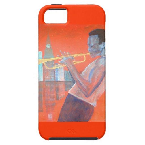 Caso del iPhone de Miles Davis Funda Para iPhone SE/5/5s