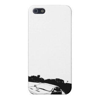 Caso del iPhone de Mitsubishi EVO X iPhone 5 Fundas