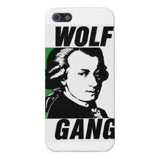Caso del iphone de Mozart iPhone 5 Carcasas