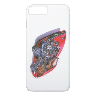 Caso del iphone de Nissan 300zx Funda iPhone 7 Plus