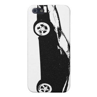 Caso del iPhone de Nissan 300ZX iPhone 5 Carcasas