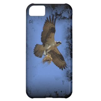Caso del iPhone de Osprey del vuelo (halcón de pes