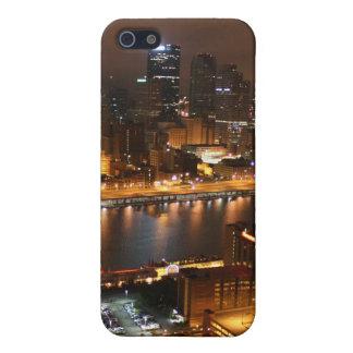 Caso del iPhone de Pittsburgh iPhone 5 Cobertura