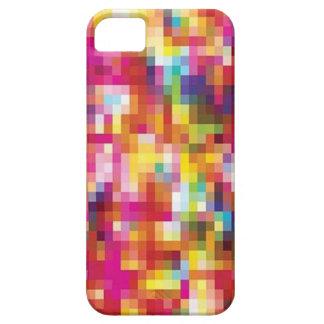Caso del iPhone de Pixelated iPhone 5 Case-Mate Carcasa