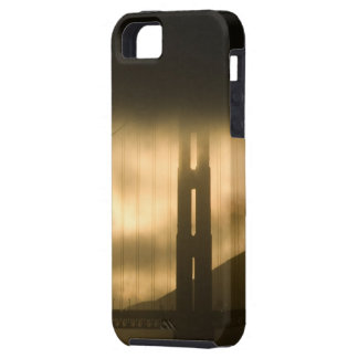 Caso del iPhone de puente Golden Gate - puesta del Funda Para iPhone 5 Tough