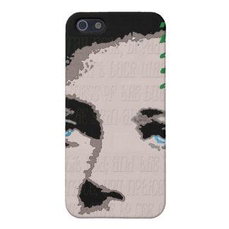 Caso del iPhone de Rimbaud iPhone 5 Carcasa