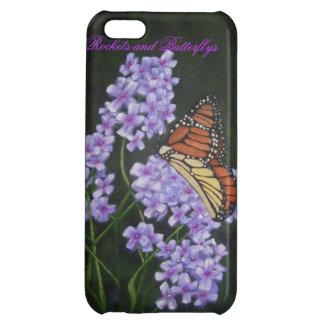 Caso del iphone de Rockets y de Butterflys