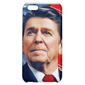 Caso del iPhone de Ronald Reagan