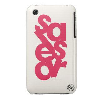 Caso del iPhone de Salsera iPhone 3 Protectores