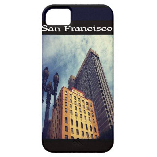 Caso del iPhone de San Francisco iPhone 5 Case-Mate Cárcasas