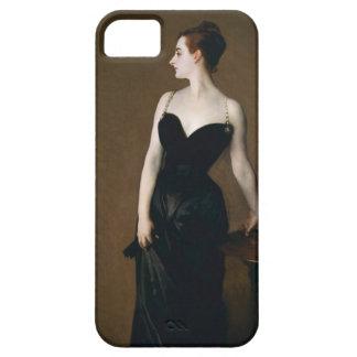 Caso del iPhone de señora X de John Singer Sargent iPhone 5 Case-Mate Protectores
