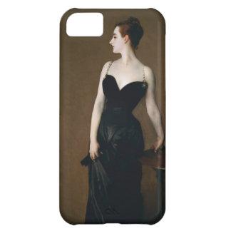 Caso del iPhone de señora X de John Singer Sargent