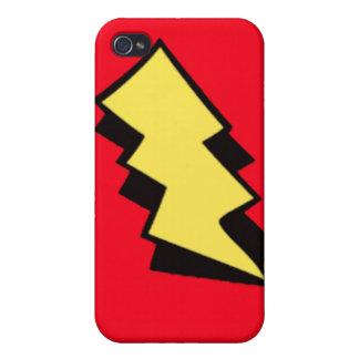 Caso del iPhone de Skeeter iPhone 4 Carcasa