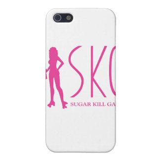 Caso del iPhone de SKG iPhone 5 Coberturas