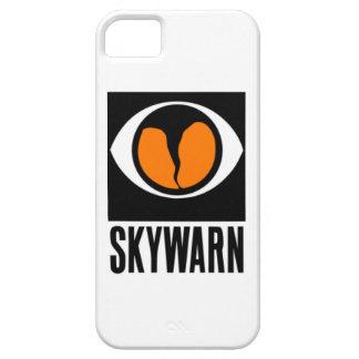 Caso del iPhone de Skywarn Funda Para iPhone SE/5/5s