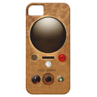 Caso del iPhone de Steampunk iPhone 5 Carcasa