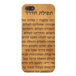 Caso del iPhone de Tefilath HaDerech iPhone 5 Fundas