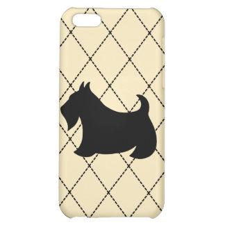 Caso del iPhone de Terrier del escocés