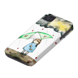 "Caso del iphone ""de una pared de ladrillo"" Case-Mate iPhone 4 cobertura"
