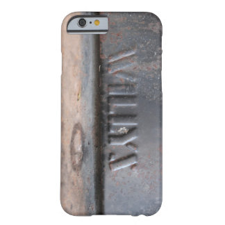 Caso del iphone de Willys Funda Barely There iPhone 6