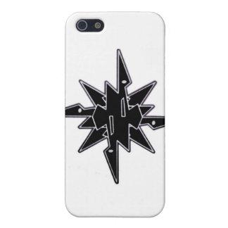 Caso del iphone de WRC (blanco) iPhone 5 Funda