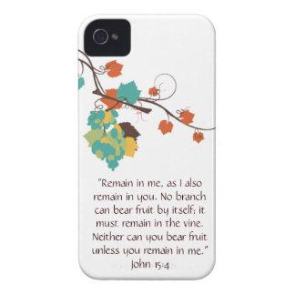 Caso del iPhone del 15:4 de Juan Case-Mate iPhone 4 Cárcasas