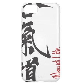 Caso   del iphone del AIKIDO Funda Para iPhone 5C