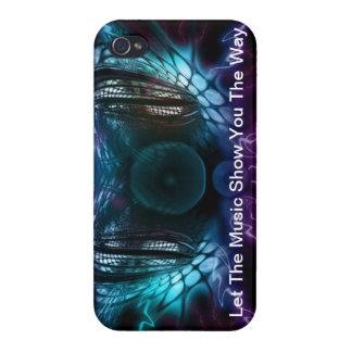 Caso del iPhone del alza baja iPhone 4/4S Carcasas