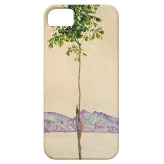 Caso del iPhone del árbol de castaña de Egon Schie iPhone 5 Case-Mate Protectores