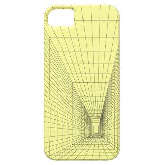 caso del iPhone del arte abstracto v1 Funda Para iPhone SE/5/5s