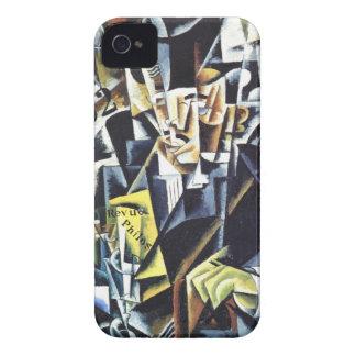 Caso del iPhone del arte de Popova Carcasa Para iPhone 4 De Case-Mate